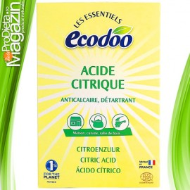 Acid Citric (Detartrant, AntiRugina) NATURAL 350gr