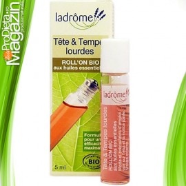 Roll on: plante anti dureri de cap 5ml