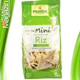 Mini turtite din orez fara gluten 120g
