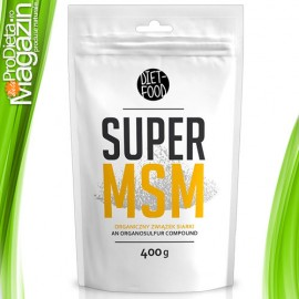 MSM pulbere 400 gr