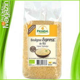 Bulgur de orez integral BIO gata in 5 minute! 300g