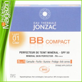 Fond de ten BB compact SPF 50 ten deschis