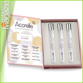 Set cadou Essentieles roll-on Acorelle 30ml