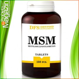 MSM - 150 tablete x 750mg - 112.5g