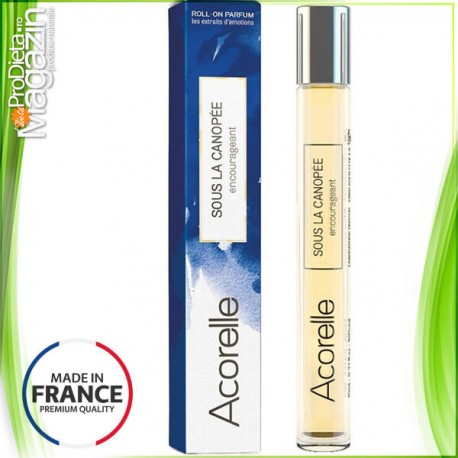 Acorelle parfum Roll-on EDP SOUS LA CANOPEE 10 ml