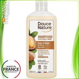 Sampon cu Ulei de ARGAN Bio Douce Nature 250ml