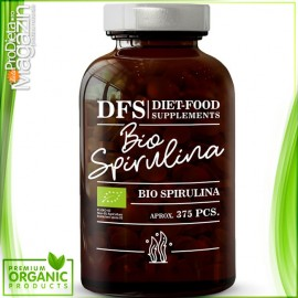 Bio Spirulina - 375 tablete x 400mg - 150g