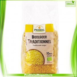 Bulgur traditional BIO 500 gr