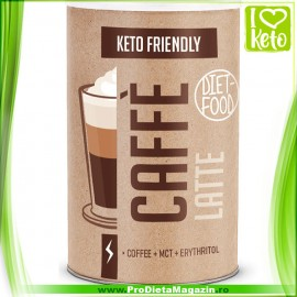 Dieta ketogenică KETO coffee latte 300 gr