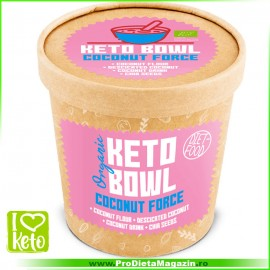 Dieta Ketogenică Bowl Coconut force 70 gr