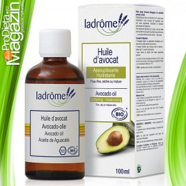 Ulei de Avocado Bio Ladrome 100 ml