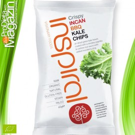 Raw Vegan CHIPS Kale Incan BBQ 60 g